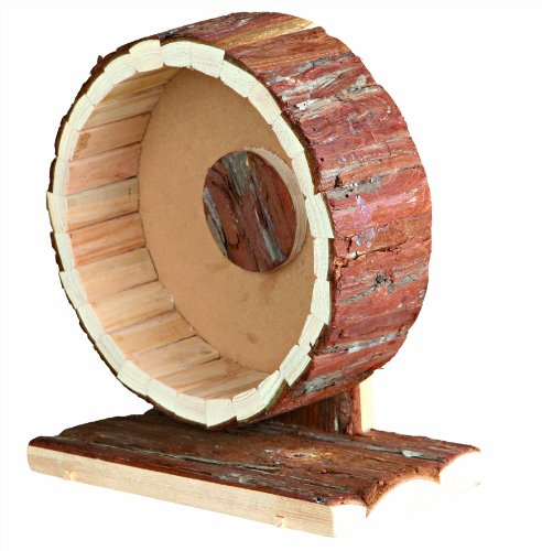 Trixie 61035 Natural Living Laufrad, 20 cm
