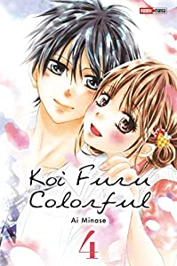 Koi furu colorful Edition simple Tome 4