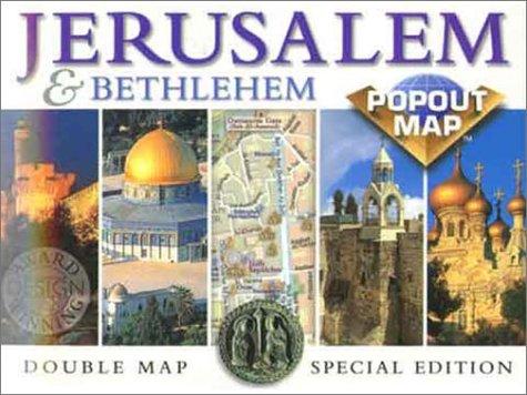 Jérusalem (simple) par Map Group