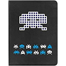 Funda bq Edison 3 mini BeCool Libro Alien Invader