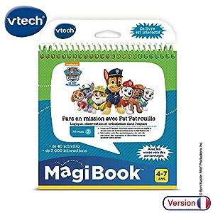 VTech MagiBook Livre La Pat
