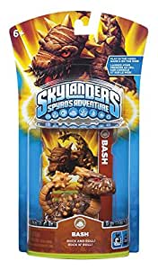 Skylanders Spyro's Adventure: Bash