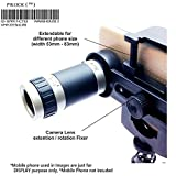 Best I Phone 6 Lenses - Prixx™ 8X Zoom Telescope Camera Lens with Tripod Review
