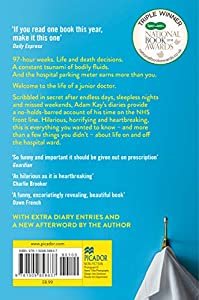 This is Going to Hurt: Secret Diaries of a Junior Doctor : everything £5 (or less!)