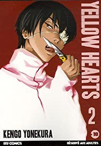 Yellow Hearts Edition simple Tome 2