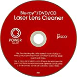 POWER GEAR 33628 Laser Lens Cleaner for CD, DVD & Blu-ray(TM)