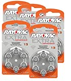 RAYOVAC Hörgeräte-Batterien 13 Extra Advanced 1,45V...