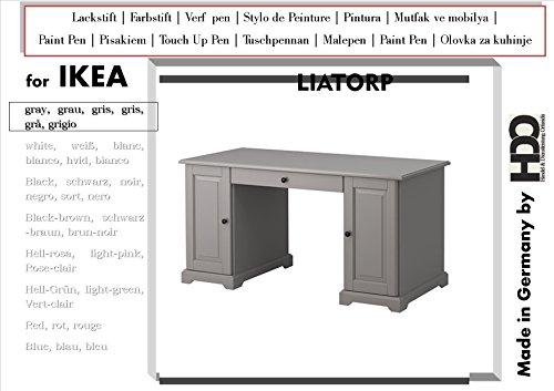 penna-a-vernice-per-ritocco-ikea-liatorp-colore-grigio