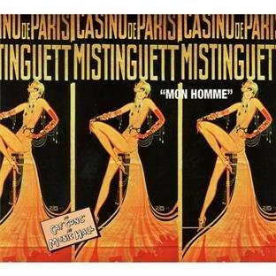 Du Caf Conc Au Music Hall by Mistinguett (2011-04-05)