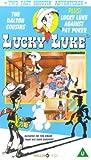 Lucky Luke - The Dalton Cousins / Lucky Luke Against Pat Poker [VHS]