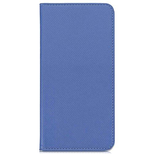mtb more energy® Schutz-Tasche Bookstyle für Huawei P Smart 2019 | Honor 10 Lite (6.21'') | blau | Kunstleder | Klapp-Cover Hülle Wallet Case
