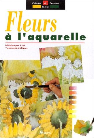 Fleurs à l'aquarelle par Parramon