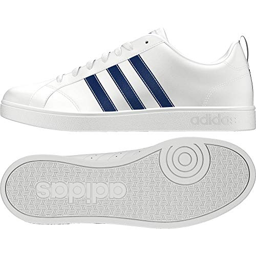 new arrival 188fb ee6a2 adidas Vs Advantage, Chaussures de Fitness Femme, Blanc  (Ftwbla Tinmis Pursho