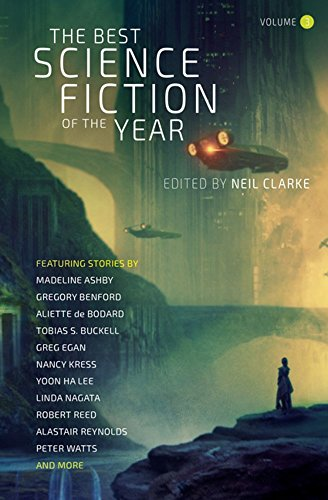 Best Science Fiction of the Year (The Best Science Fiction of the Year)