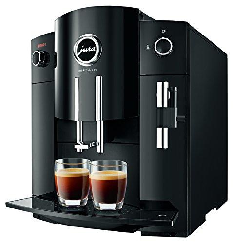 Jura Impressa C Kaffeevollautomat im Test