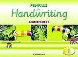 Penpals for Handwriting Year 1 Teacher's Book