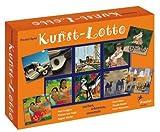 Prestel-Spiel Kunst-Lotto. Suchen, Erkennen, Sammeln.