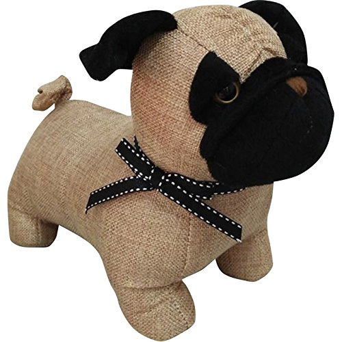 12-pug-door-stopper-sturdy-fabric-novelty-design-stop-gift-home-accessory