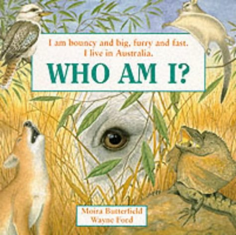 I am bouncy and big, furry and fast. I live in Australia. Who am I?
