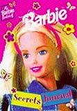 Barbie: Secrets Journal (My Barbie bookshelf)