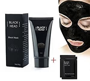 gesichtsmaske black head mud mask blackhead peel off mitesser maske tiefenreinigende. Black Bedroom Furniture Sets. Home Design Ideas