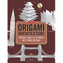 Origami Architecture : Papercraft models of the world's most famous buildings (1Cédérom)
