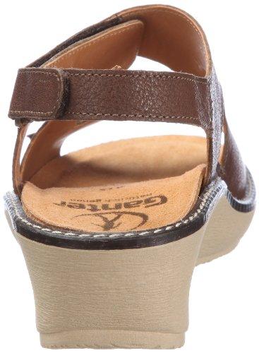 Ganter Gracia, Weite G 3-209240-41000 Damen  Klassische Sandalen Braun (nougat 2500)