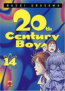 20th Century Boys Edition simple Tome 14