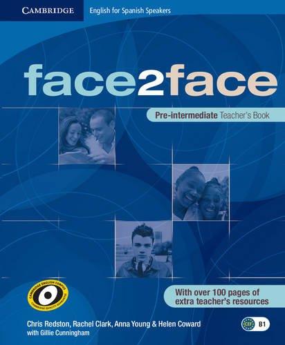 face2face for Spanish Speakers Pre-intermediate Teacher's Book