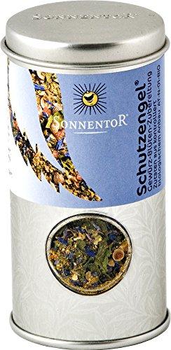 Sonnentor Schutzengel Gewürz-Blüten-Zubereitung Streudose, 1er Pack (1 x 35 g) - Bio