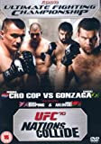 UFC Ultimate Fighting Championship - 70: Nations Collide [DVD]