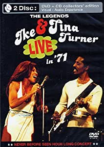 The Legends Live in '71 (DVD + CD) [Collector's Edition]