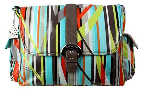 Kalencom KAL 2960 Free Style Wickeltasche, 40 x 15 x 30 cm, bunt -