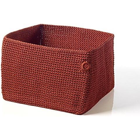 Arzberg Bread Basket Cesta per il Pane, Red, 24 x 24 cm, 49901-609009-05689