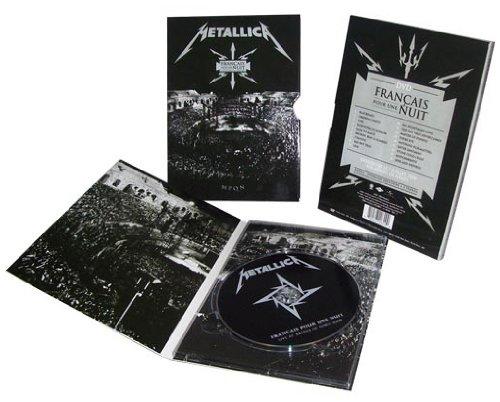 Metallica - Francais Pour Une Nuit/Live Aux Arenes De Nimes 2009
