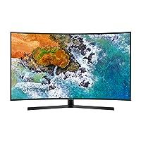 "Samsung Nu7500 55"" 7 Serisi Curved 4K Ultra Hd Televizyon"