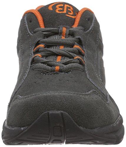 Bruetting - Circle, Scarpe da Nordic Walking Unisex – Adulto Grigio (Anthrazit/orange)