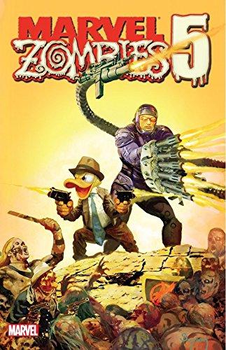 Marvel Zombies 5 (English Edition) (Kindle Zombies Marvel)