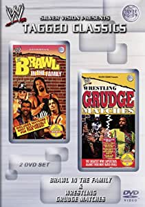 WWE - Brawl In The Family & Wrestling Grudge Matches [DVD]