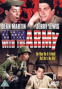 At War With The Army [DVD]