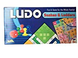 Cp Bigbasket All Time Family Entertainer Ludo Snakes Ladders Game