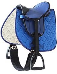 Sattelset my little pony-bleu