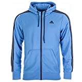 Herren Sweatjacke Essentials 3S Light FZ Hoodie