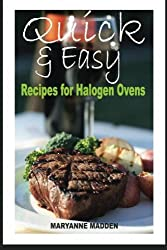Quick & Easy: Halogen Oven Recipes for One Person