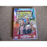 Extreme Championship Wrestling: A Matter Of Respect 1996 [DVD]