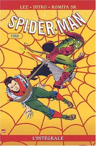 Spider-Man : L'Intégrale, tome 4 : 1966