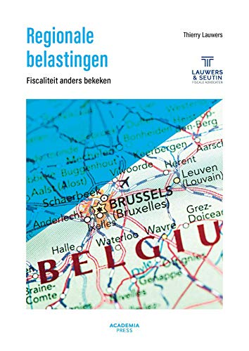 Regionale belastingen (Dutch Edition)