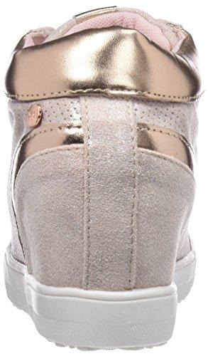 XTI Damen 47624 Kurzschaft Stiefel Pink (Nude)