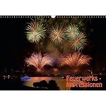 Feuerwerks - Impressionen (Wandkalender 2014 DIN A3 quer): Feuerwerks - Impressionen des Kölner Feuerwerks, Rheinkirmes, Ruhrort in Flammen. Dortmunder Lichterfest. (Monatskalender, 14 Seiten)