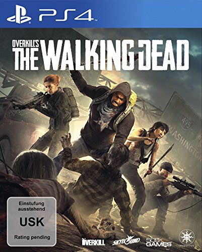 OVERKILL's The Walking Dead - [PlayStation 4]